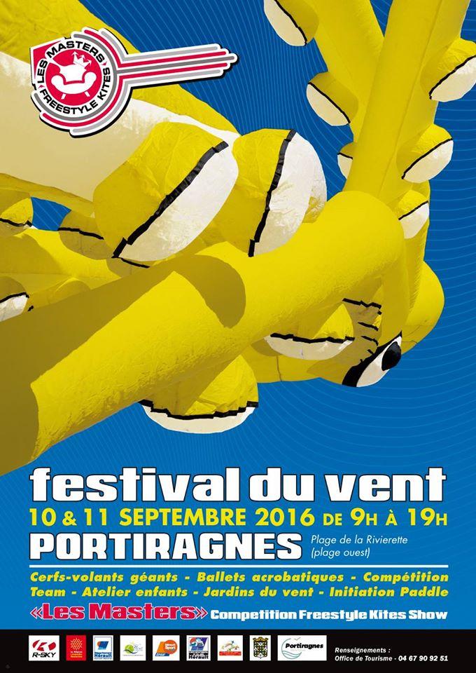 Festival du vent 2016 PORTIRAGNES (34) Masters Freestyle Show 13680310