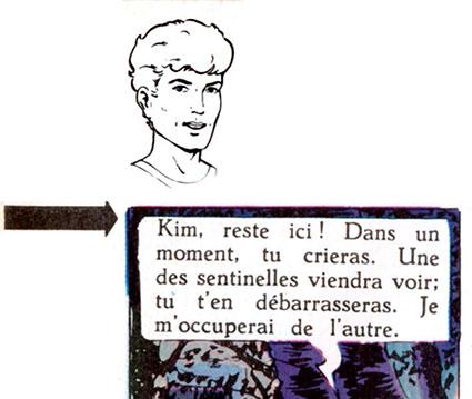 Corentin : Cuvelier et Jacques Martin Tintin11