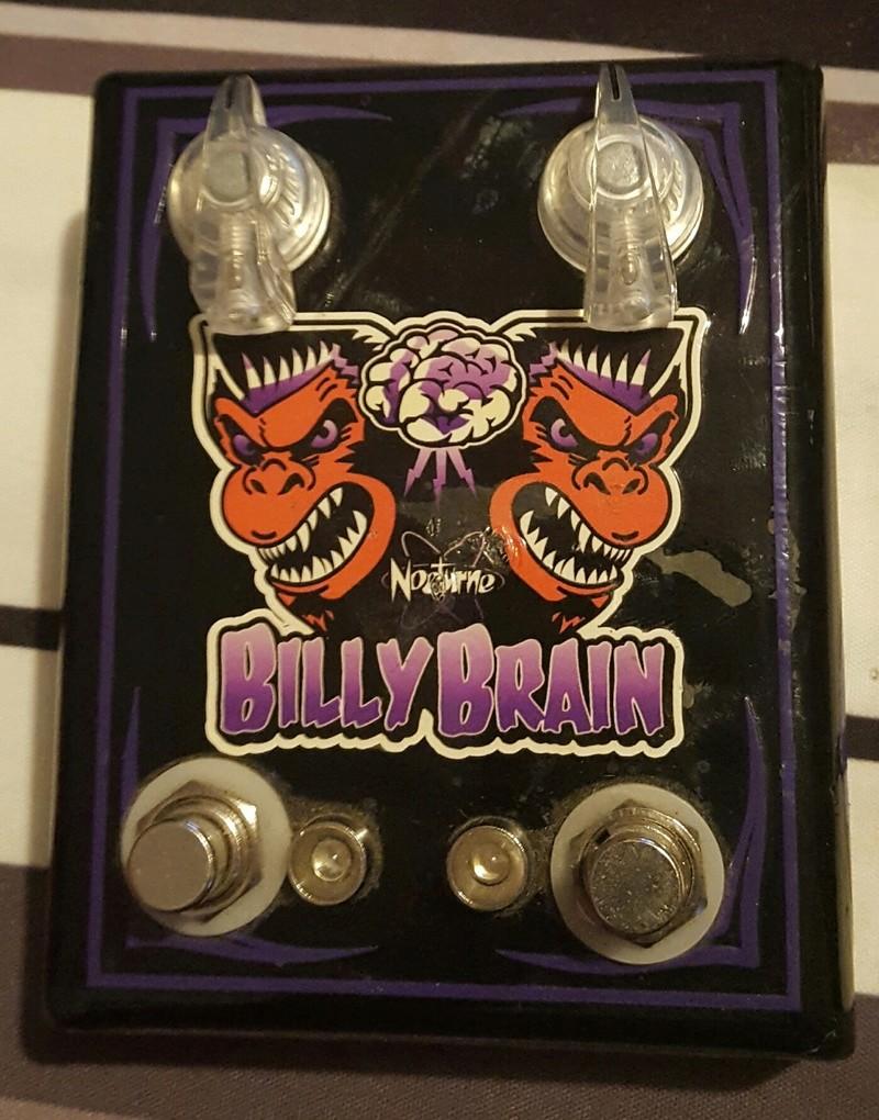 Atomic 'Billy Brain 20160810