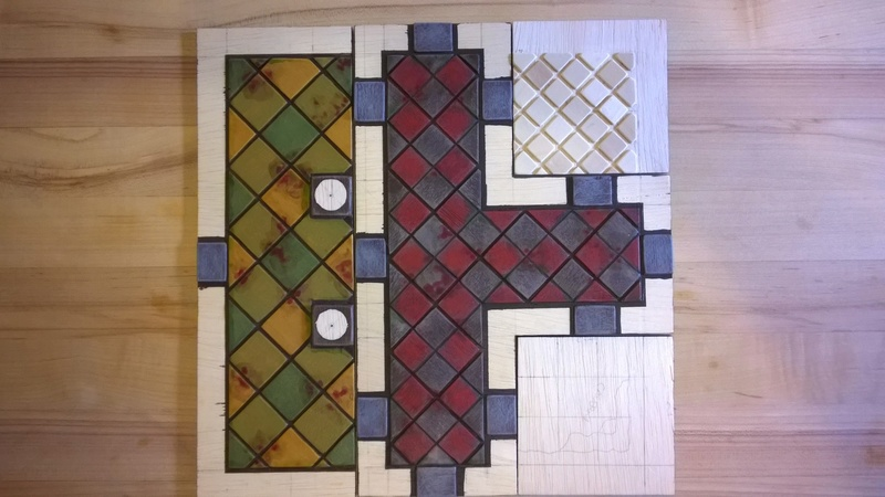Labyrinth WIP (finished) + House Rules Wp_20146