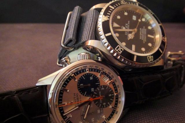 Besoin de vos avis pour ma future montre (Rolex vs Zenith) - Page 8 Dsc02312