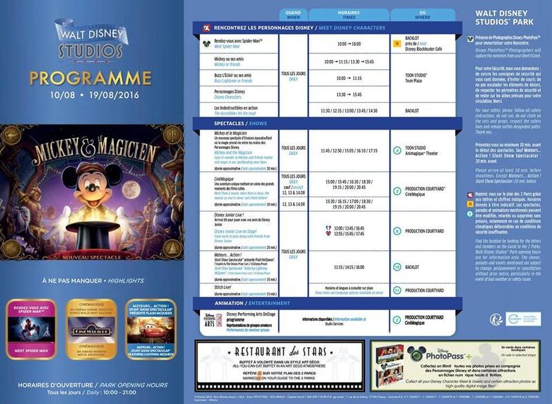 PROGRAMMA E ORARI DEI PARCHI - 2016 - Pagina 3 13912412