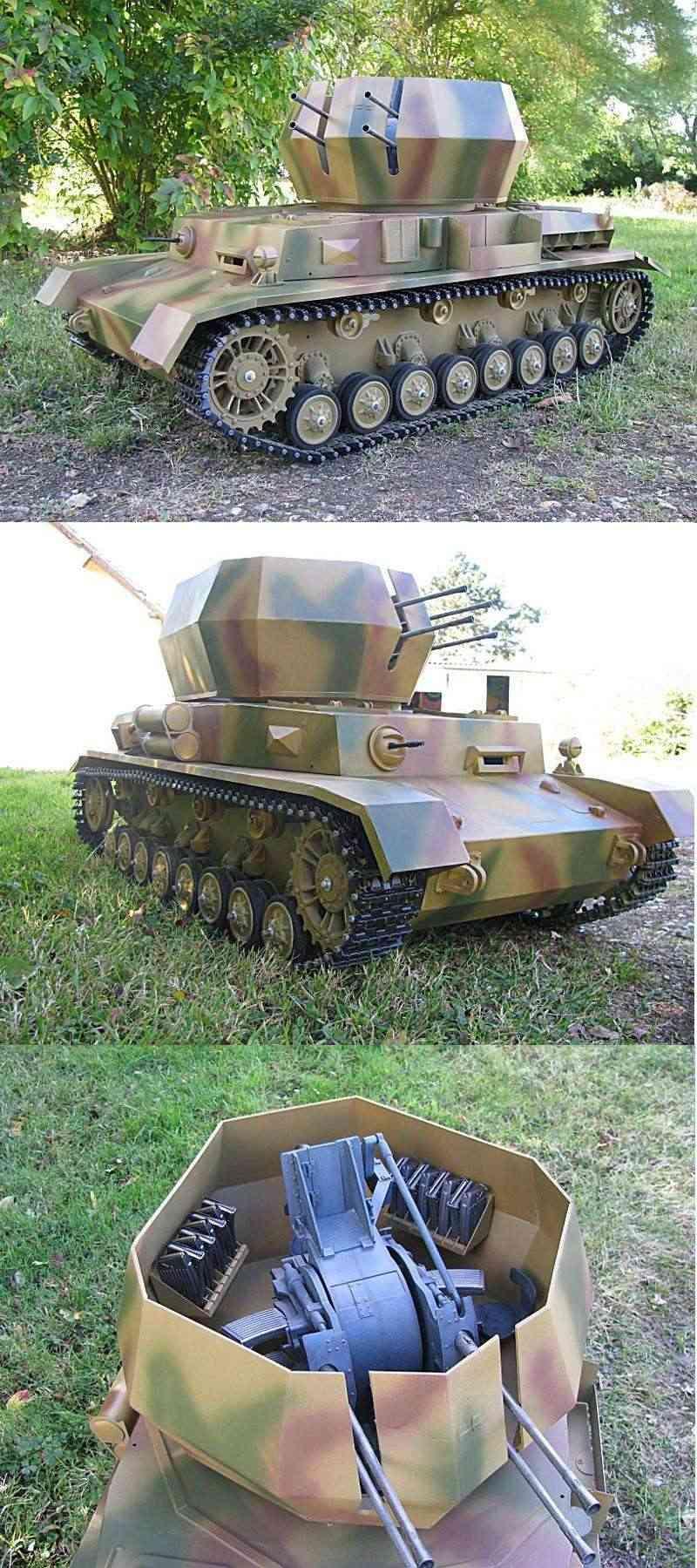 "Panzer IV "" Wirbelwind"" et "" Ostwind"" Photo_33"