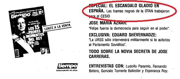 El caso del origen de la ETA: Logia P2 y la Compañia de Jesús Gladio10