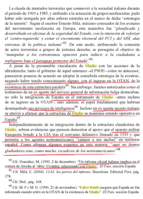 El caso del origen de la ETA: Logia P2 y la Compañia de Jesús Gladio11