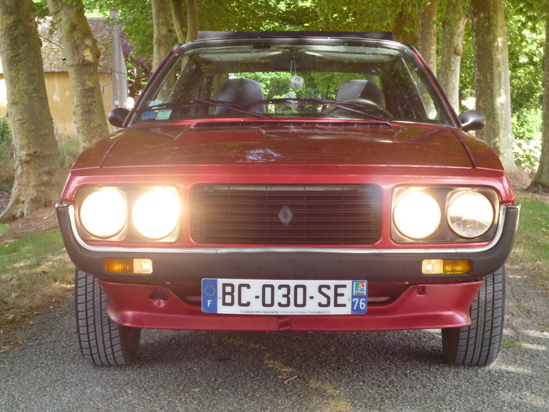 renault 17 decouvrable rouge lucifer  - Page 19 P1010110