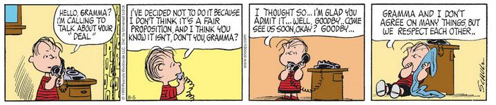 Peanuts. Captu201