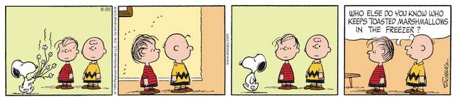 Peanuts. Captu272