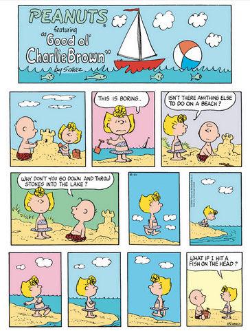 Peanuts. Captur23