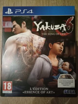 [VDS] Jeux PS3,PS4 et Switch Yakuza11