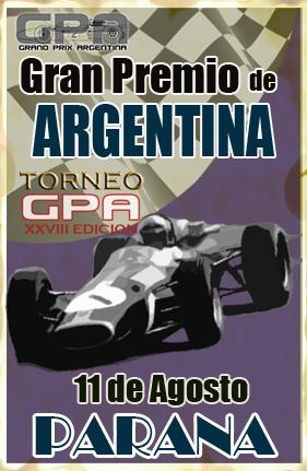 Calendario y Descargas Torneo GPA 28ª - Temporada GPL Ago_1110