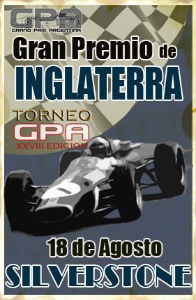 Calendario y Descargas Torneo GPA 28ª - Temporada GPL Ago_1810