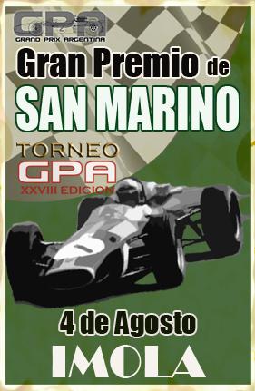 Calendario y Descargas Torneo GPA 28ª - Temporada GPL Ago_4_10