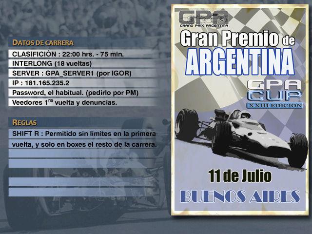 CUP Edicion XXIII - Buenos Aires 15 Anunci17