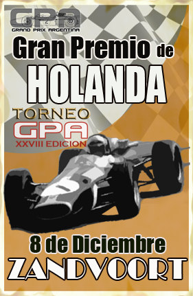 Calendario y Descargas Torneo GPA 28ª - Temporada GPL Dic_8_10