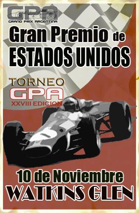 Calendario y Descargas Torneo GPA 28ª - Temporada GPL Nov_1010