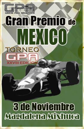 Calendario y Descargas Torneo GPA 28ª - Temporada GPL Nov_3_10