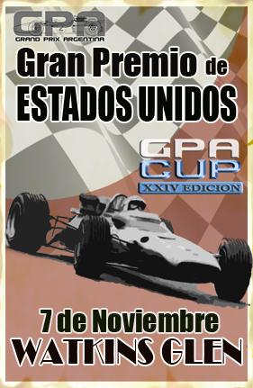 Calendario y Descargas Torneo GPA 28ª - Temporada GPL Nov_7_10