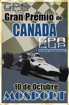 Calendario y Descargas Torneo GPA 28ª - Temporada GPL Oct_1010