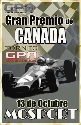 Calendario y Descargas Torneo GPA 28ª - Temporada GPL Oct_1310