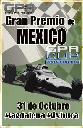 Calendario y Descargas Torneo GPA 28ª - Temporada GPL Oct_3110