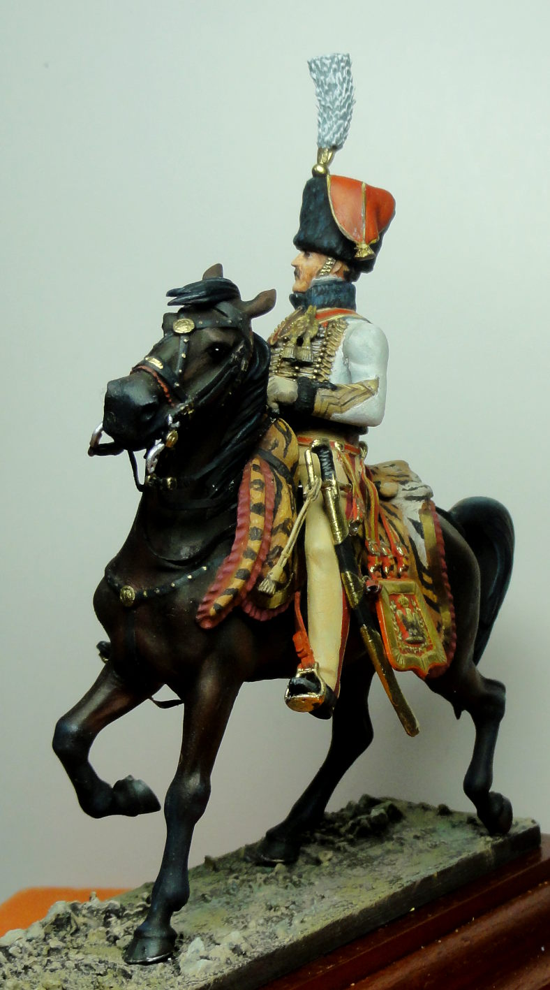 Capitaine Manhès de MM, Peau de tigre Dsc07627