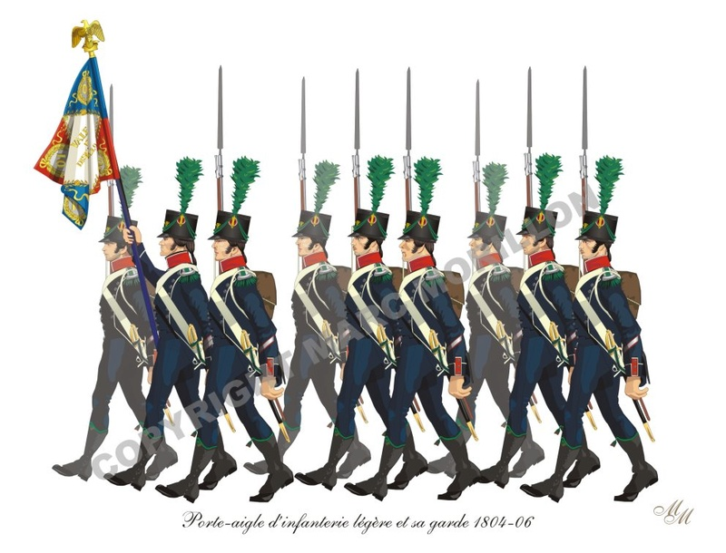 l'infanterie légère Porte_12