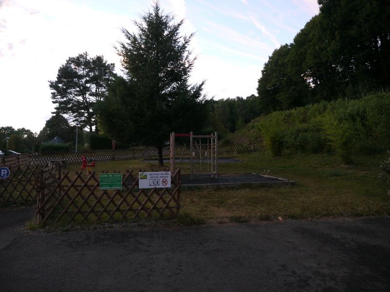 Avis camping l'Ecrin nature à Ambazac(87) P1150910