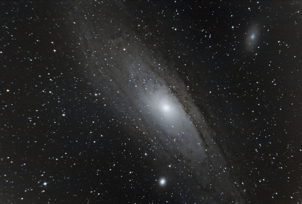 M31 Galaxie d'Andromède M31-0010