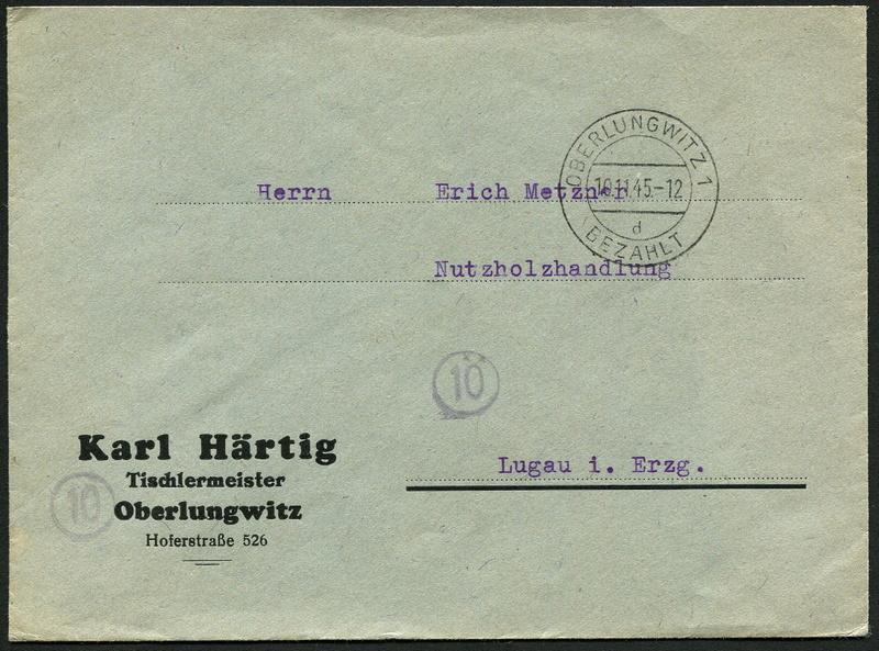 Ostsachsen (OPD Dresden) -Sowjetische Besatzungszone- - Seite 11 Gebyhr13
