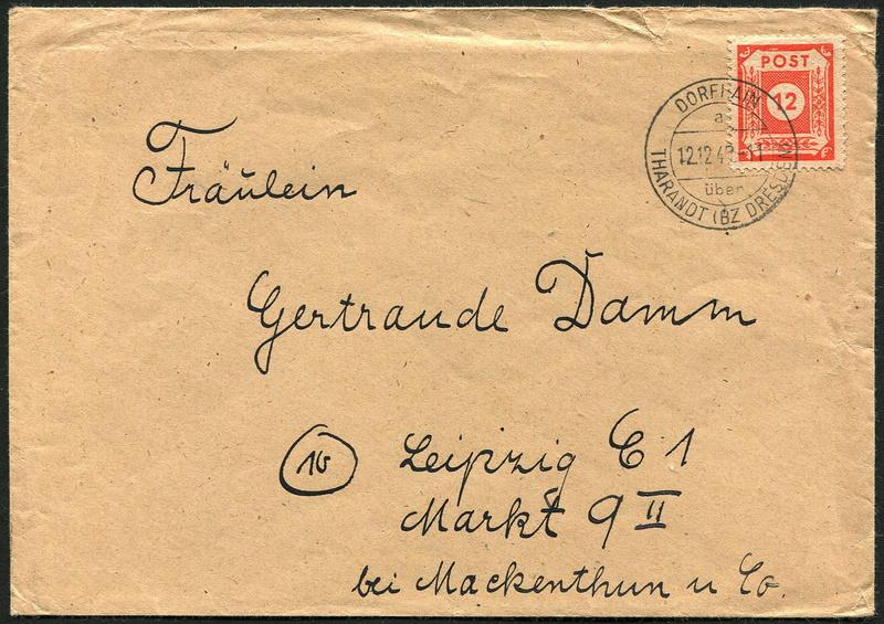 Ostsachsen (OPD Dresden) -Sowjetische Besatzungszone- - Seite 10 Postst10