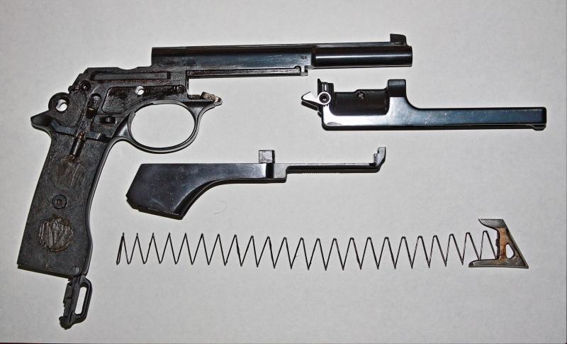 Pistolet Mannlicher M. 1905 Argentin M1905-10