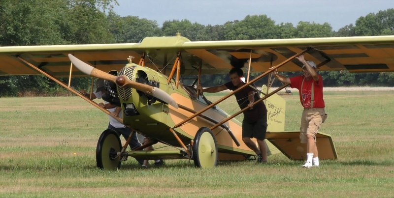 'On the Road Again'...the 2016 Pietenpol Reunion at Brodhead, Wisconsin...The Video 3_810