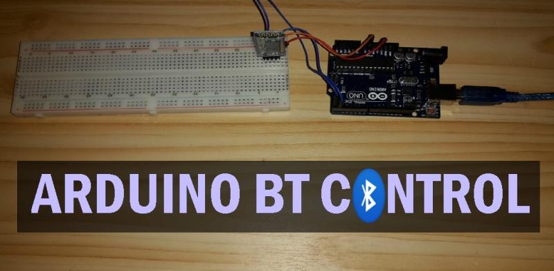Guida per utilizzare Arduino BT Control  Banner10