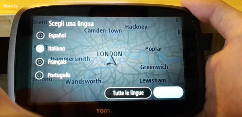Navigatore con traffico in tempo reale - TomTom Go 5100 - Unboxing Tomtom10