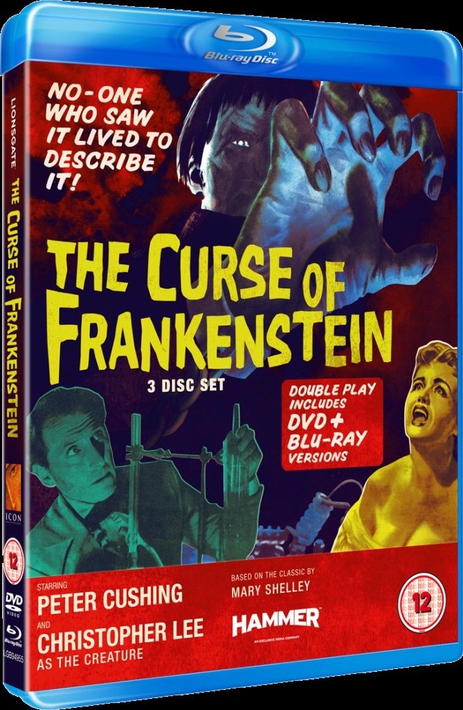"Fluch - ""Frankensteins Fluch"" ( The Curse of Frankenstein, England, 1957 ) Frank_10"