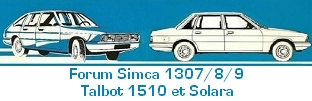 Forum SIMCA-TALBOT HORIZON Solara10