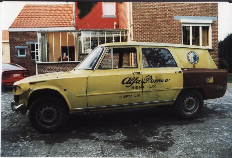 Un modèle très rare Alfa Giulia Break Promiscua - Page 2 Img_0011
