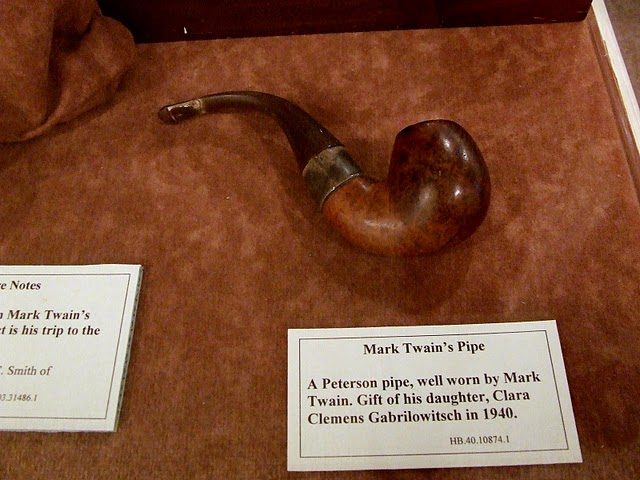 Peterson's Mark Twain Mark_t10