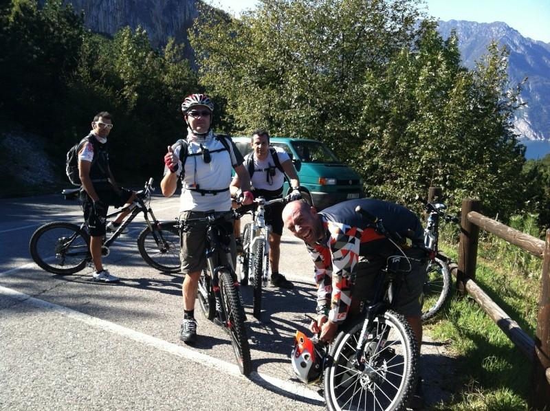 Miniraduno organizzato da Bikexperience Raduno11