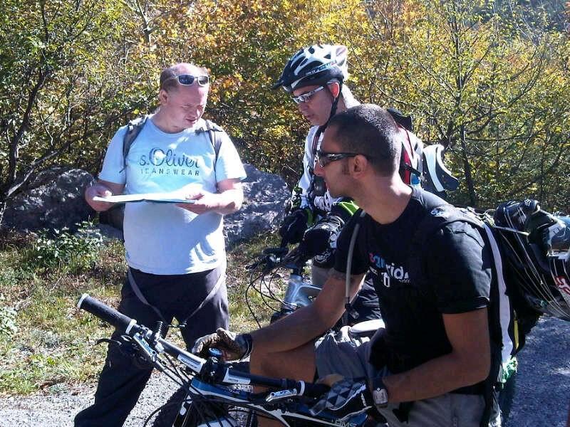 Miniraduno organizzato da Bikexperience Raduno12