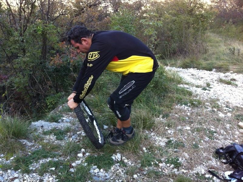 Miniraduno organizzato da Bikexperience Raduno13