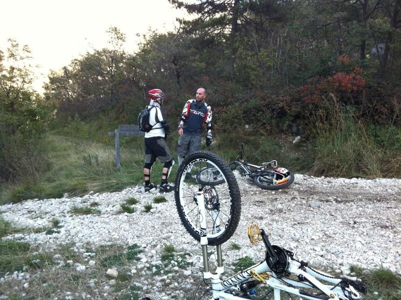Miniraduno organizzato da Bikexperience Raduno14