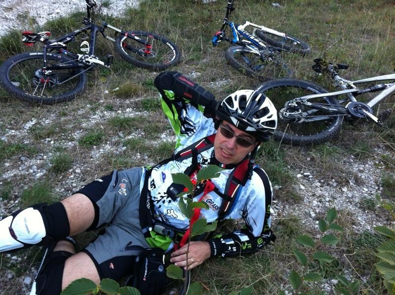Miniraduno organizzato da Bikexperience Raduno15