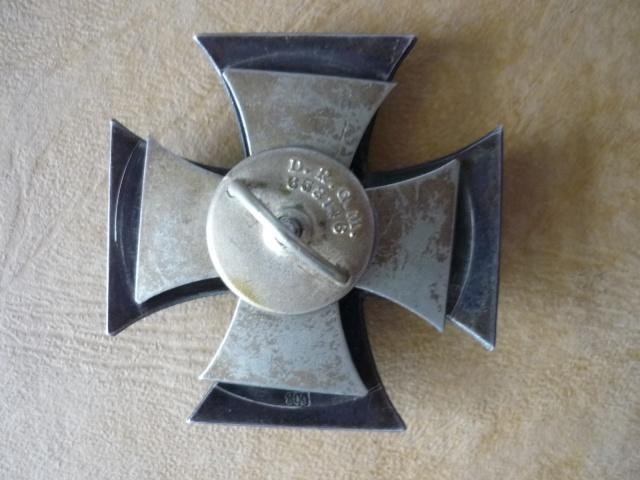 Croix de fer a fermeture a disque P1040355