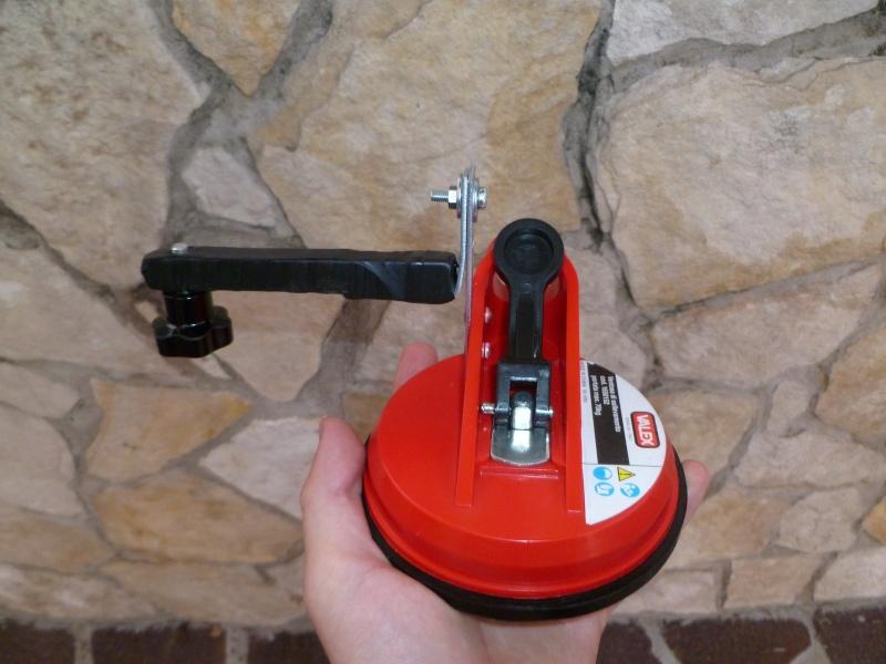 SUPPORTO videocamera home self made per camera car 01110