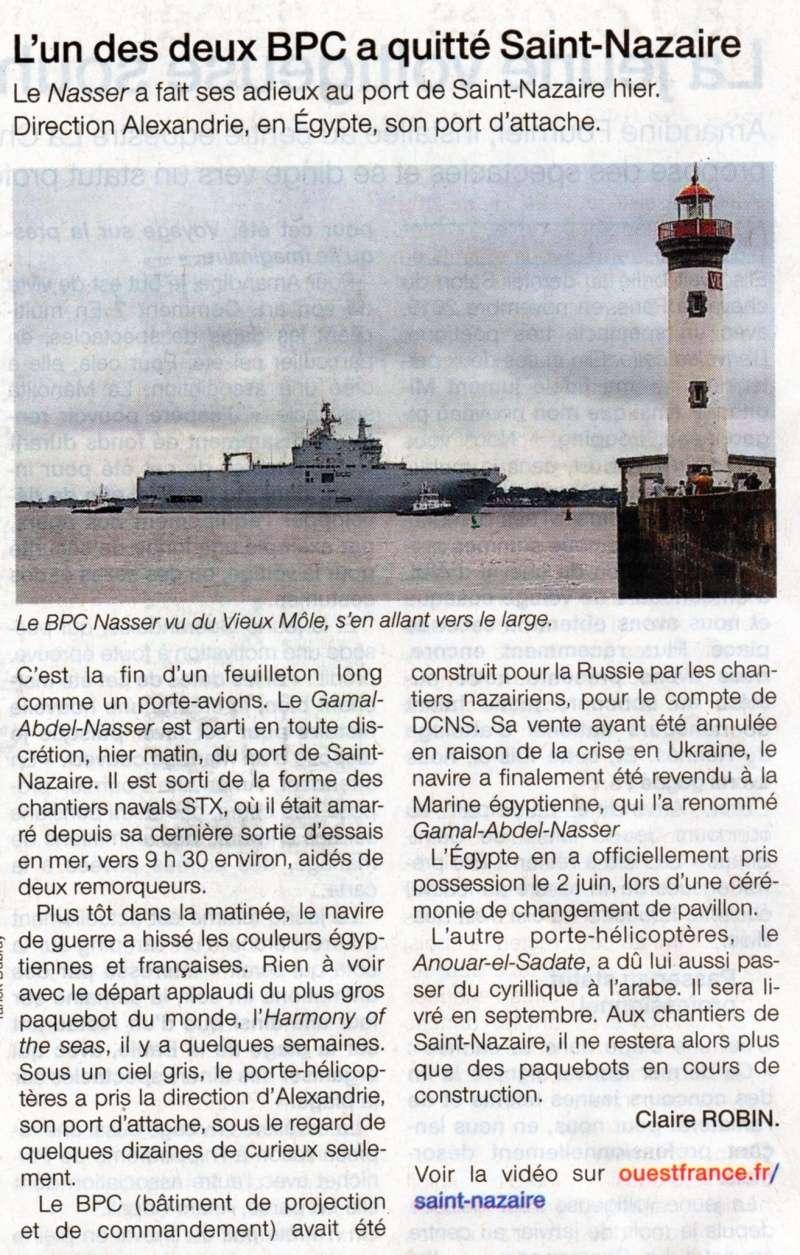 [Vie des ports] Port de Saint Nazaire - Page 3 Ouest-10
