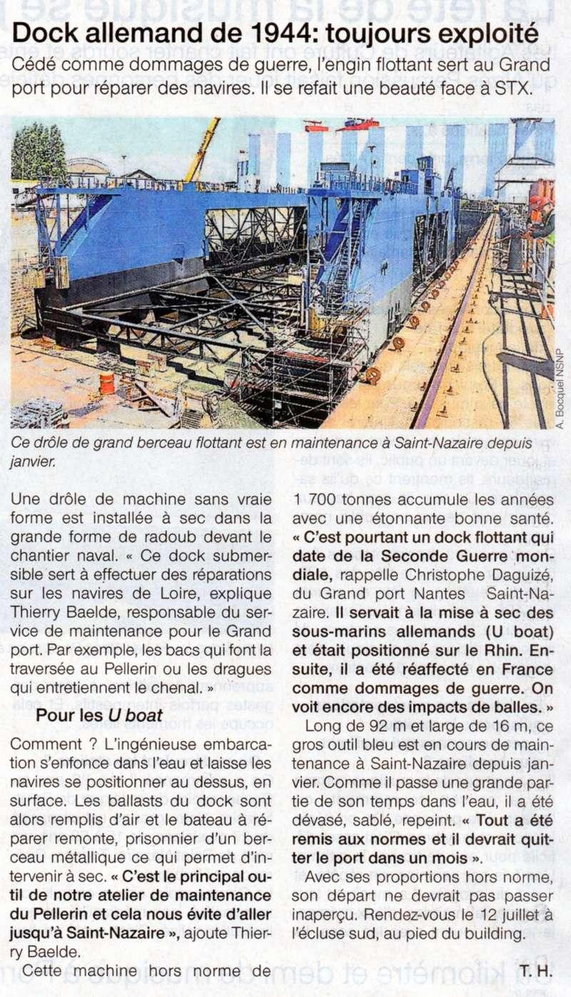 [Vie des ports] Port de Saint Nazaire - Page 4 Ouest-11