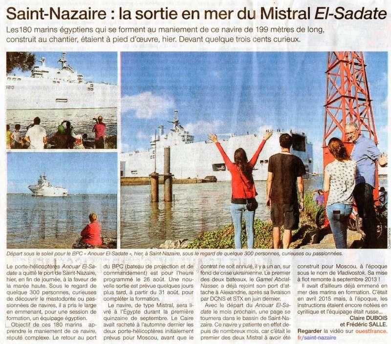 [Vie des ports] Port de Saint Nazaire - Page 4 Ouest-14