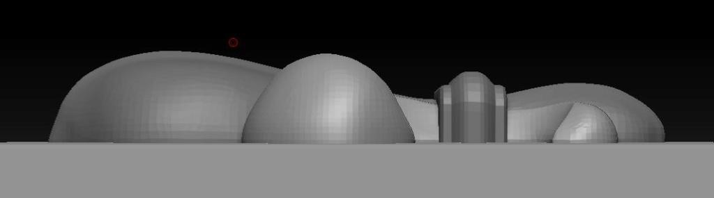 Brouillons: quand la sculpture virtuelle remplace l'argile Captur15